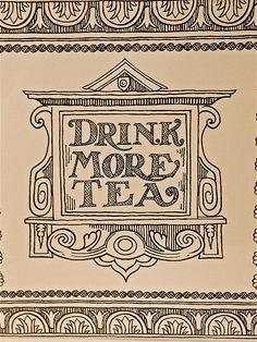 Modern Girls & Old Fashioned Men Idée gravure sur verre Chai, Tee Kunst, Tea Quotes, Cuppa Tea, Tea Art, My Cup Of Tea, How To Make Tea, High Tea, Tea Time