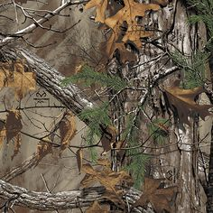Realtree Camo 24 Height 3m Cast Vinyl Matte Lamination By Foot Camo Wallpaper Realtree Camouflage Wallpaper