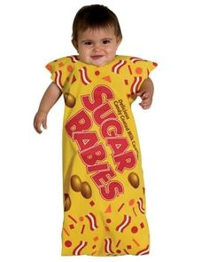 Food Costumes for Babies