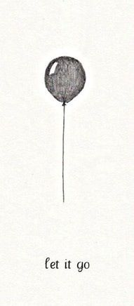 Saw a lot of these when I looked up #balloon #tattoos #balloontattoos