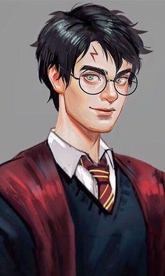 /dɪˈsəːn/ — Potter / Malfoy