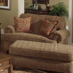 Jackson Furniture 4347-01-2048-19 Belmont Half Upholstered Chair  $612.45homefurnitureshowroom.com