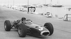 One of Formula 1's greatest drivers - Graham Hill