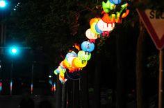 몸저생사 구글블로그: 부처님 오신날 서울 강서구 개화사 연등