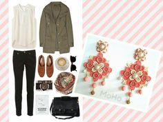 Outfit per il week end by MoHo