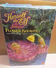 Elf Doll, Flower Shower, Mattel Dolls, Kids Zone, 80s Kids, The Elf, Cool Toys, Childhood Memories, Berries