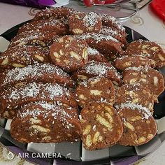No Cook Desserts, Dessert Recipes, Wedding Desserts, Wedding Cakes, Cookbook Recipes, Cooking Recipes, Chocolate Lovers, Greek Recipes, Food To Make