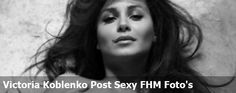 victoria koblenko post sexy fhm foto s