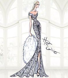 Hayden Williams Haute Couture SS15: Look 1