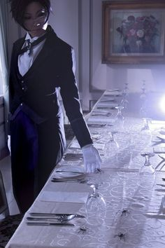 Claude Faustus (Black Butler II) by Miko Shiro - WorldCosplay