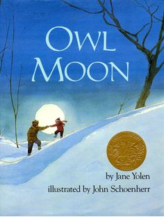 Celebrating 30 years of the beloved classic Owl Moon from renowned children's book author Jane Yolen and Caldecott Medal-winning illustrator John Schoenherr! Best Children Books, Childrens Books, Children Crafts, Jane Yolen, Owl Moon, Moon Book, Simile, Mentor Texts, Figurative Language