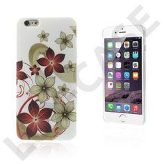 Blommor (Söt Blommor) iPhone 6 Plus Skal