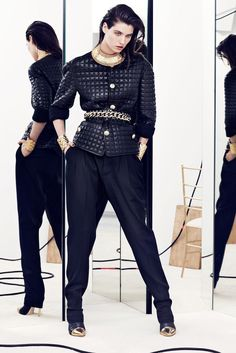 Balmain Resort 2014 Collection Photos - Vogue