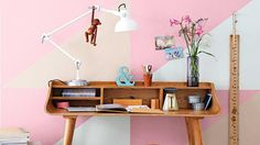 graphic-wall-paint-project-how-to-create-a-graphic-feature-wall-British-Paints-feb16
