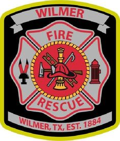 Wilmer Fire Department Logo