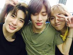 Jaehyun, Yuta and Winwin