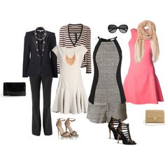 """""""Veronica Beard ! Weekend in 1 bag"""" by style-inspiration-and-design on Polyvore"""