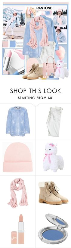 """Pantone"" by summersunshinesk7 ❤ liked on Polyvore featuring AG Adriano Goldschmied, NLY Accessories, White House Black Market, Aquazzura, Rimmel, T. LeClerc, MAC Cosmetics, women's clothing, women's fashion and women"