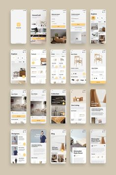 Shopping App UI Kit Bundle is a pack of delicate 99 E-commerce shopping app UI screen templates and set of UI elements that will help you to design clear interfaces for shopping apps faster and easier. Compatible with Sketch App, Figma & Adobe XD Mobile App Design, Web Mobile, Mobile App Ui, Interaktives Design, App Ui Design, Design Studio, Sketch Web Design, Best App Design, Dashboard Design