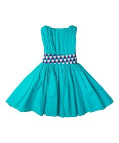 This Hive Degas Dress - Girls is perfect! #zulilyfinds