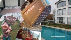 Evinizdeki huzuru otelimizde yaşayın: Niye mi Larissa Hotel