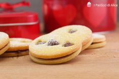 Biscotti di Pasta Frolla Farciti