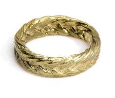 Brass Pippi Ring | Uncovet