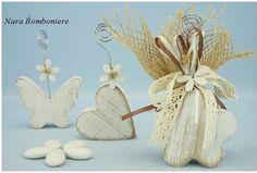 BOMBONIERE ECONOMICHE MEMO CLIP LEGNO - Bomboniere per matrimonio shop Candy