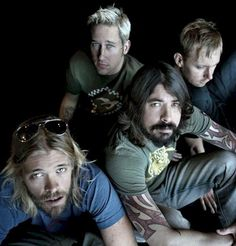 Foo Fighters. Our saviour from the mainstream nonsense on the charts.