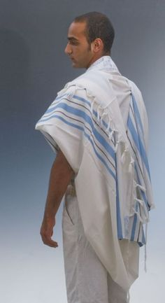 Traditional symbols- The tallit, as shown above, is a Jewish prayer shawl, worn during morning prayers and all prayers on Yom Kippur. Description from pinterest.com. I searched for this on bing.com/images