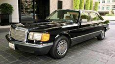 Pampered Panzer: 1990 Mercedes-Benz 300SEL #USA #MercedesBenz - https://barnfinds.com/pampered-panzer-1990-mercedes-benz-300sel/