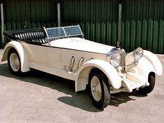 1927 Mercedes-Benz Type S Sports Tourer