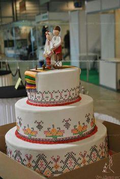 . Bulgarian Recipes, Bulgarian Food, Romanian Wedding, Handmade Cosmetics, Wedding Catering, Something Sweet, Themed Cakes, Street Food, Amazing Cakes