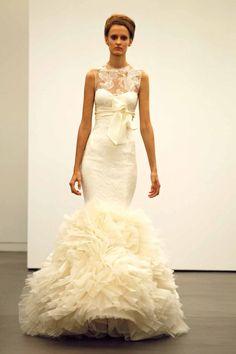 #Vera Wang Fall 2013 #Bridal