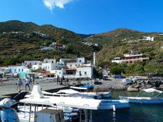 Pecorini. Filicudi. Aeolian Islands. Sicily.