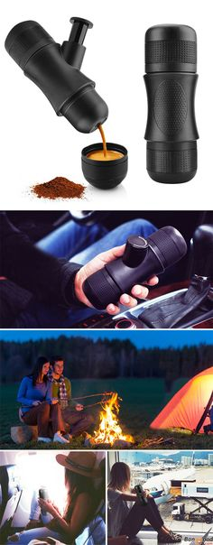 Reasonably Price + Free Shipping. Honana Portable Manual Coffee Maker Outdoor Handheld Mini Pressing Coffee Espresso Machine.Wonderful Lifestyle, Dream Comes True. >>> To View Further, Visit Now.