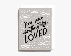 Infinitely Loved Card