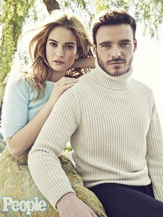 Lily James: Downton Abbey Actress Stars in Cinderella : People.com