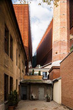 CRICOTEKA Museum of Tadeusz Kantor / Wizja + nsMoonStudio