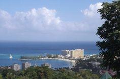 Touring Ocho Rios, Jamaica
