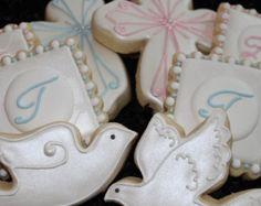 Galletas de ducha de bebé favores de la ducha por 4theloveofcookies