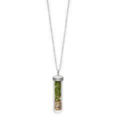 terrarium necklace, $80