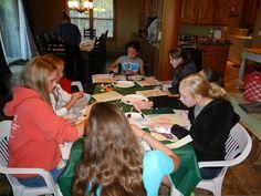 Young Women Personal Progress Retreat