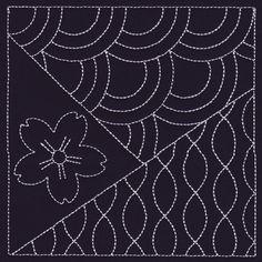 Blossom Quilt #NB332_48