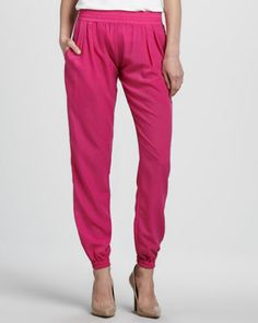 Relaxed Pull-On Pants at CUSP. $168.00 onsale for $58.00