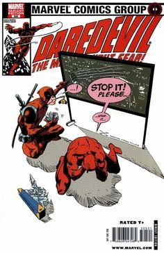 Daredevil # 505 (Variant) by Max Fiumara