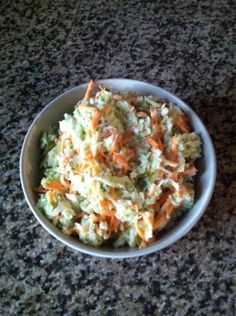 Chick-Fil-A Slaw Recipe - Food.com - this is some tasty slaw - light just like chick-fil-a.