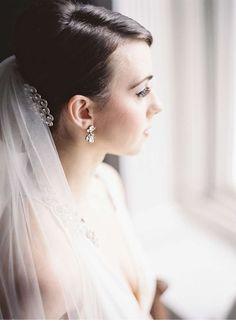 elegant bridal shoot, photo: Sarah Hannam