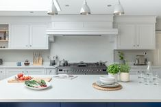 bespoke kitchens handmade in Shere Guildford Surrey Smeg Range, Cow Shed, Shaker Style Doors, Range Cooker, Handmade Kitchens, Bespoke Kitchens, Bespoke Design, Cabinet Makers, Beautiful Kitchens