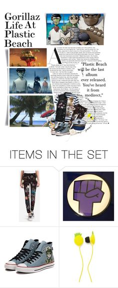 """""""it's a Casio on a plastic beach, it's a Casio on a plastic beach, it's a Styrofoam deep sea landfill, it's a Styrofoam deep sea landfill, it's automated computer speech, it's automated computer speech, it's Casio on a plastic beach"""" by ihasawand ❤ liked on Polyvore featuring art"""
